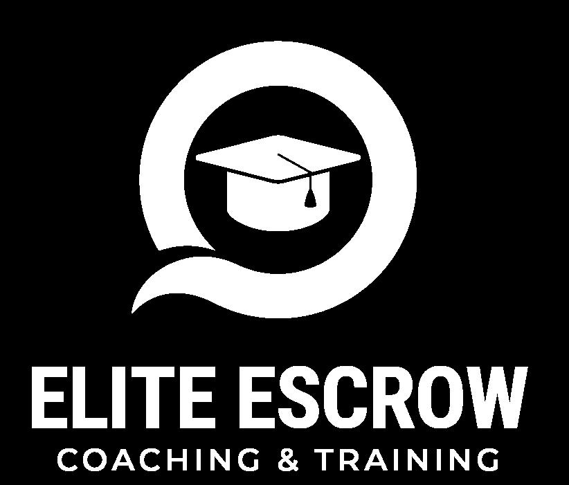 Elite Escrow Coaching & Training